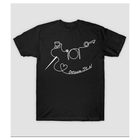 Black Shirt (L)
